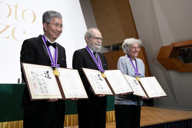 2019 Kyoto Prize Laureates